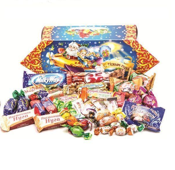 Детские сладкие подарки в розницу