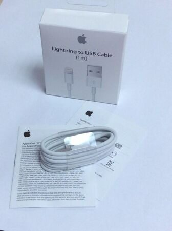 Кабель для Iphone  Lightning оригинал